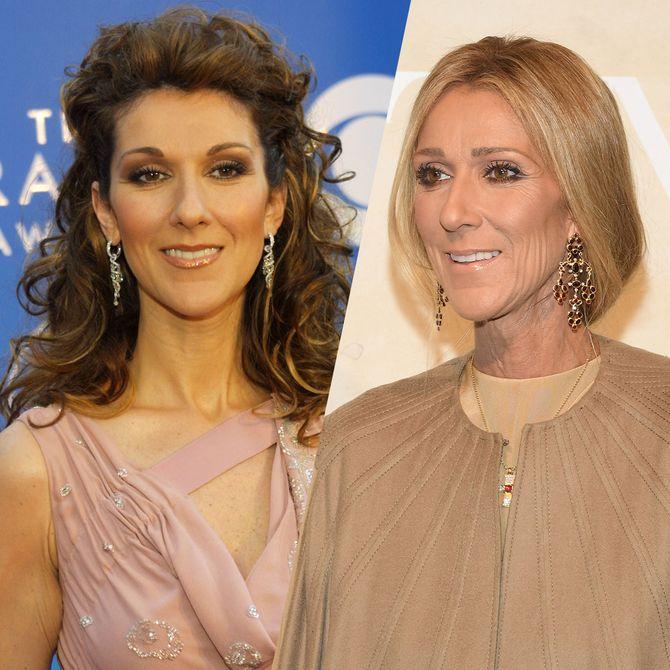 L'évolution beauté de Céline Dion
