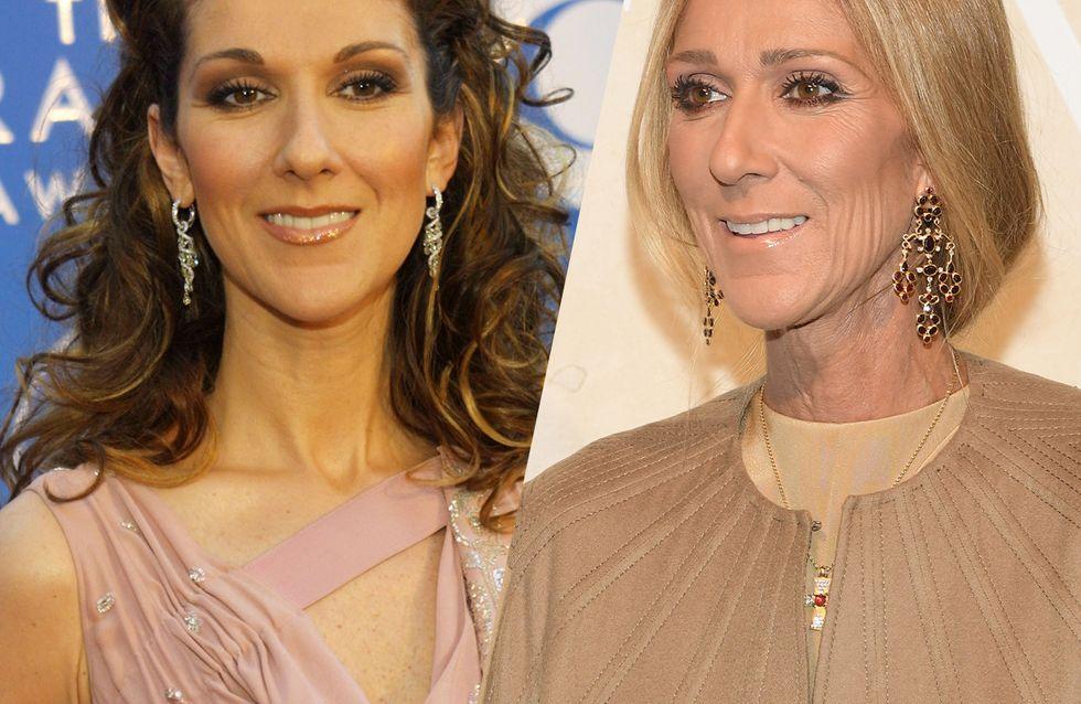 Retour en images sur l'incroyable évolution beauté de Céline Dion