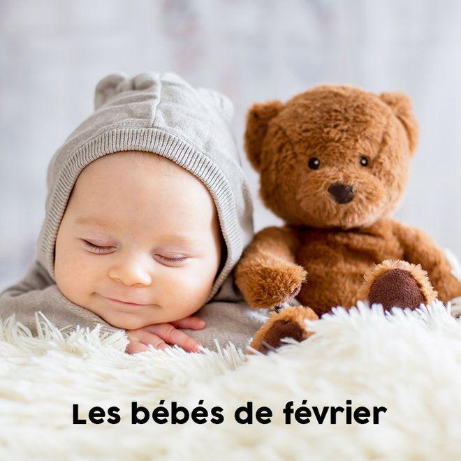 Les bébés de février