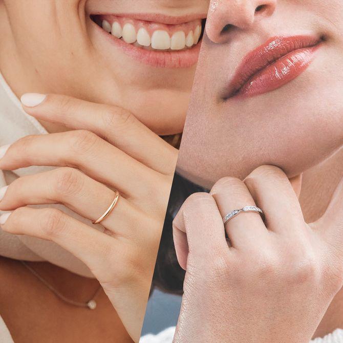Les plus belles alliances pour dire oui
