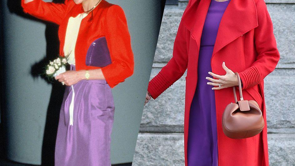 Meghan Markle: So lässt sie sich von Lady Dianas Look inspirieren