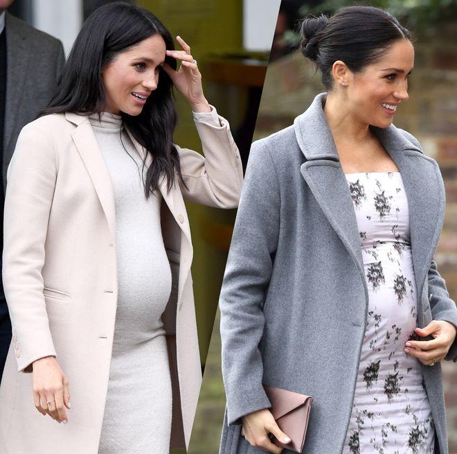 Meghan Markle : ses plus beaux looks de grossesse