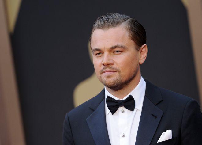 Leonardo DiCaprio, 2014