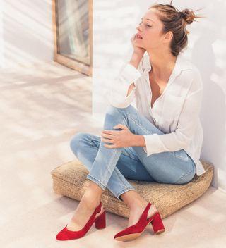 Les Chaussures Tendance Du Printemps Album Photo Aufeminin