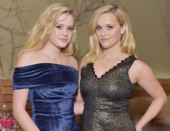 Reese Witherspoon y Ava Phillippe: madre e hija