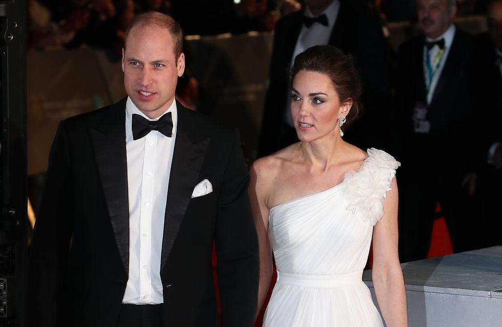 Premios BAFTA: Todos los 'looks' de la alfombra roja