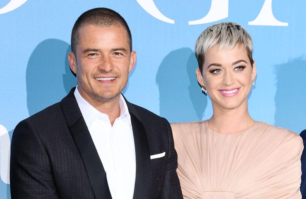 ¡Katy Perry y Orlando Bloom están embarazados! Repasamos todos los detalles de su historia de amor