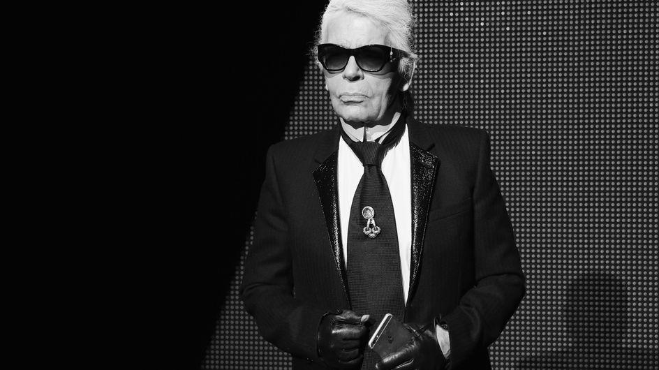 Karl Lagerfeld: Das bewegte Leben des Designers in Bildern