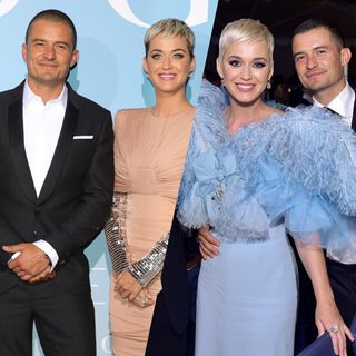 Les plus belles photos de Katy Perry et Orlando Bloom