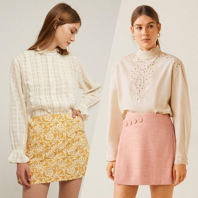 Les jupes tendances du printemps été 2019