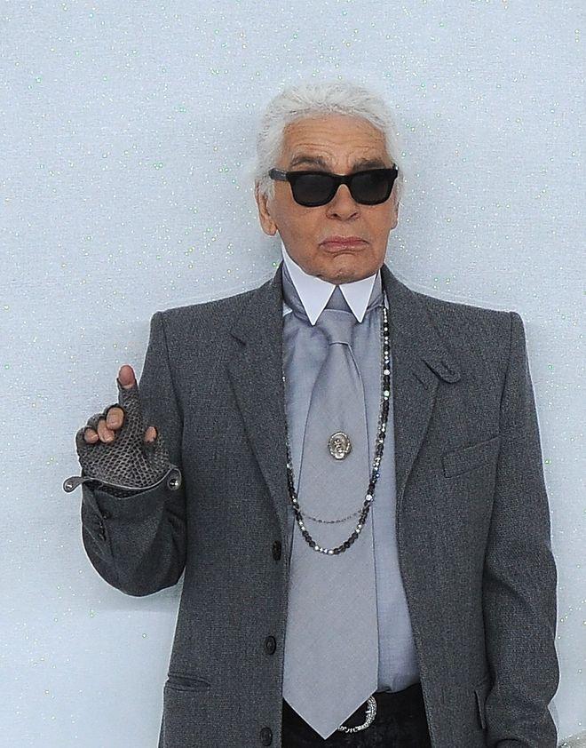 Les phrases percutantes de Karl Lagerfeld