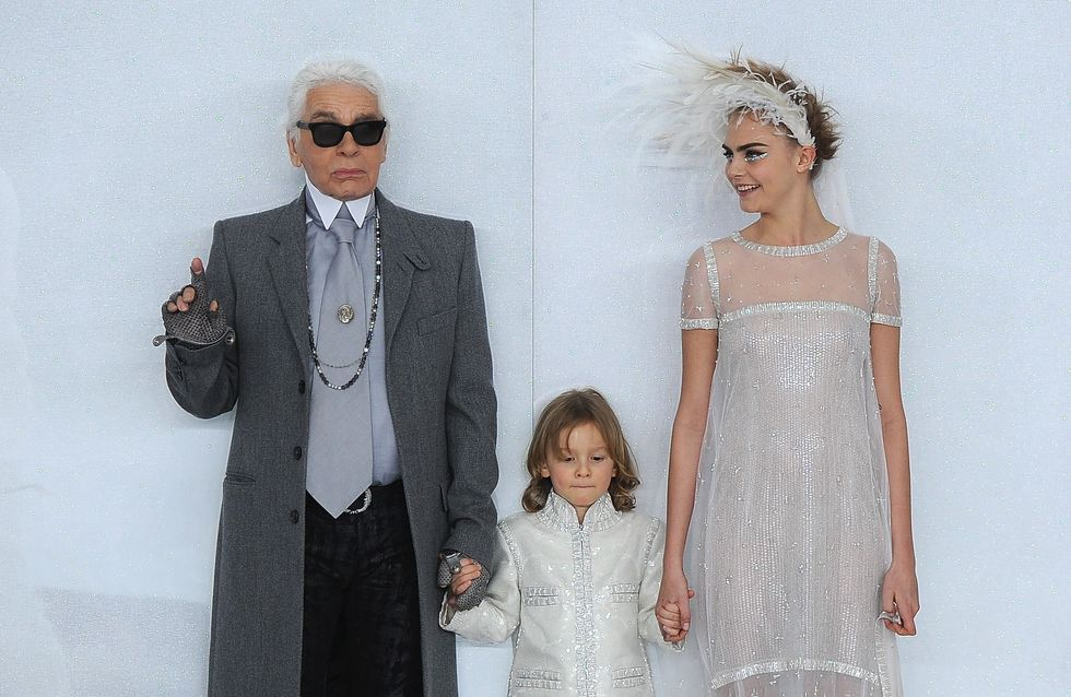Les citations les plus percutantes de Karl Lagerfeld
