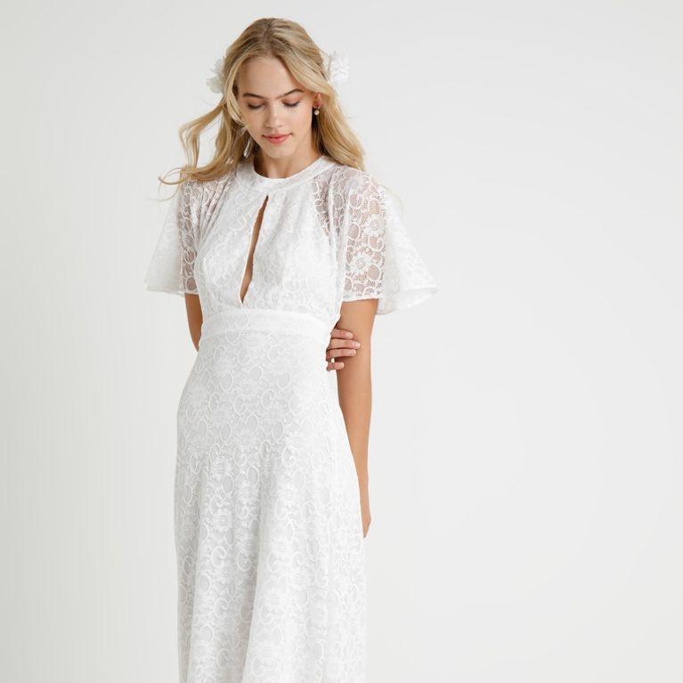 new concept fb06a bb0b9 Welches Kleid fürs Standesamt? Die schönsten Standesamt ...