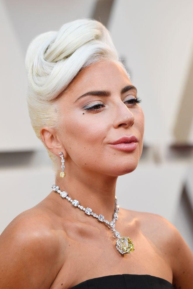 Lady Gaga y el 'Tiffany Diamond'