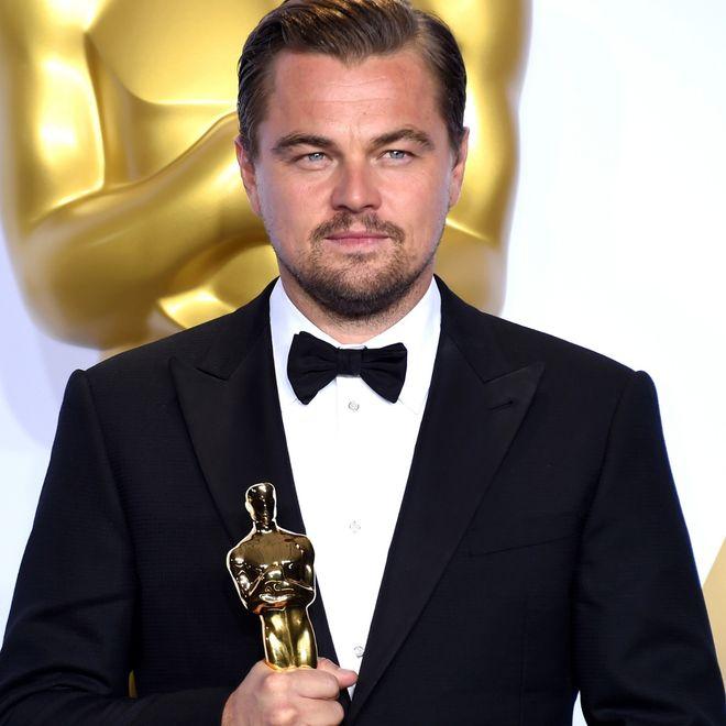 Leonardo Di Caprio, 2016