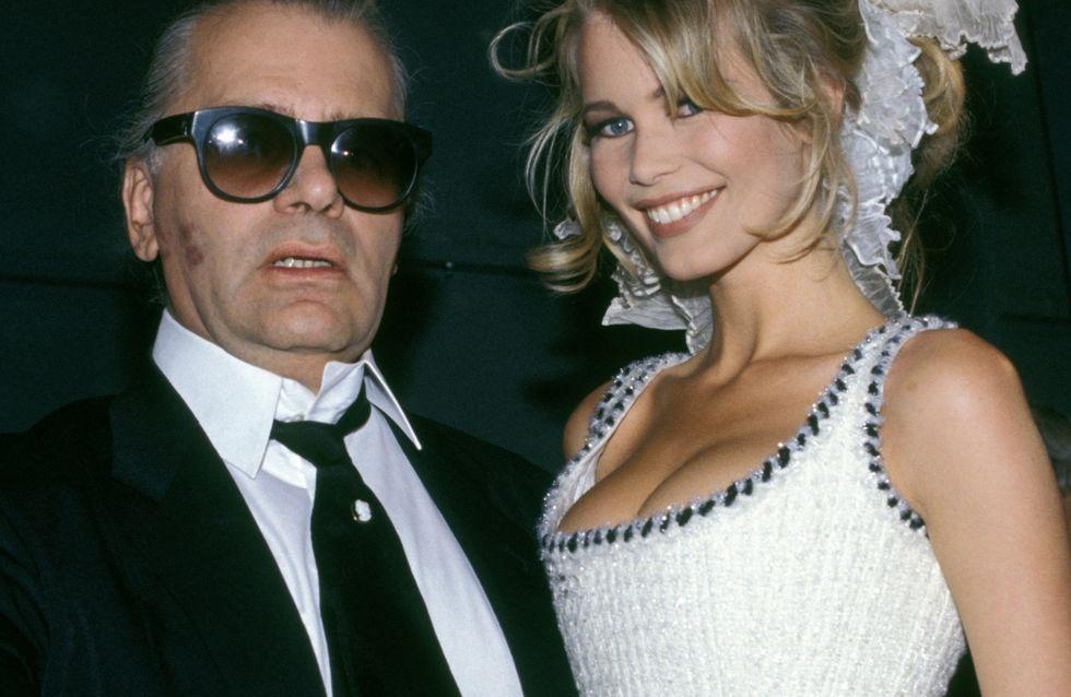 Le Muse iconiche di Karl Lagerfeld