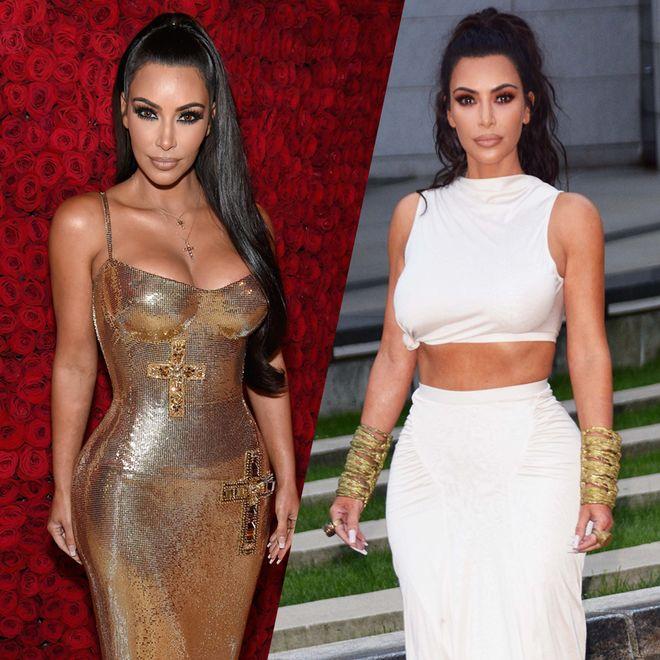 Tous les looks de Kim Kardashian