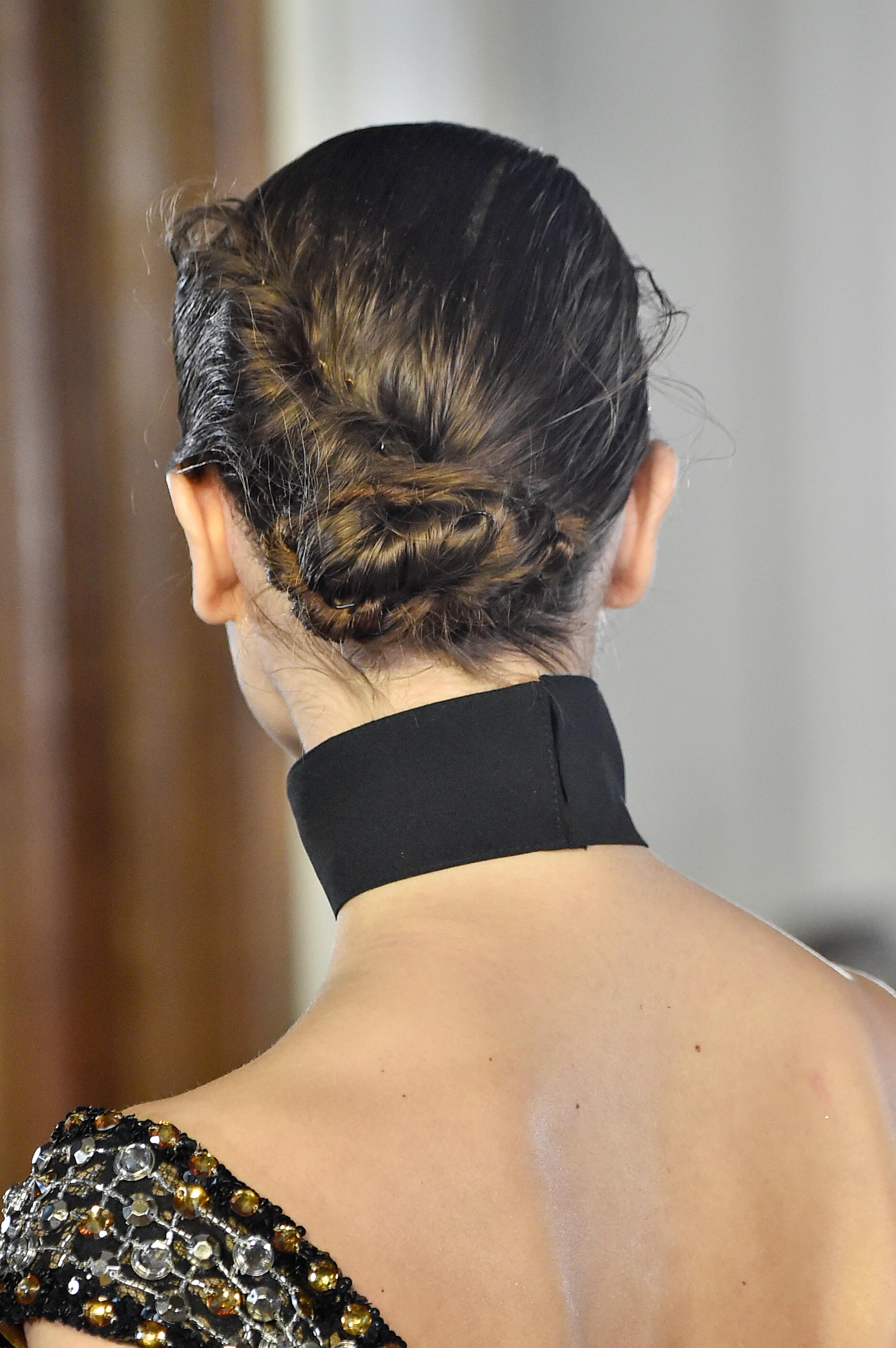 Tendance Beaute Les Plus Belles Coiffures De La Fashion Week