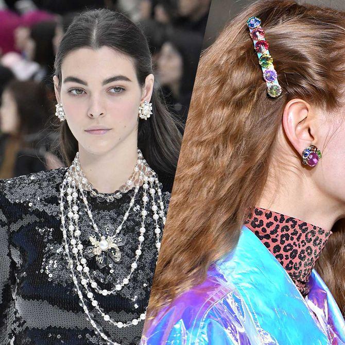 Zoom sur les plus belles coiffures de la Fashion Week