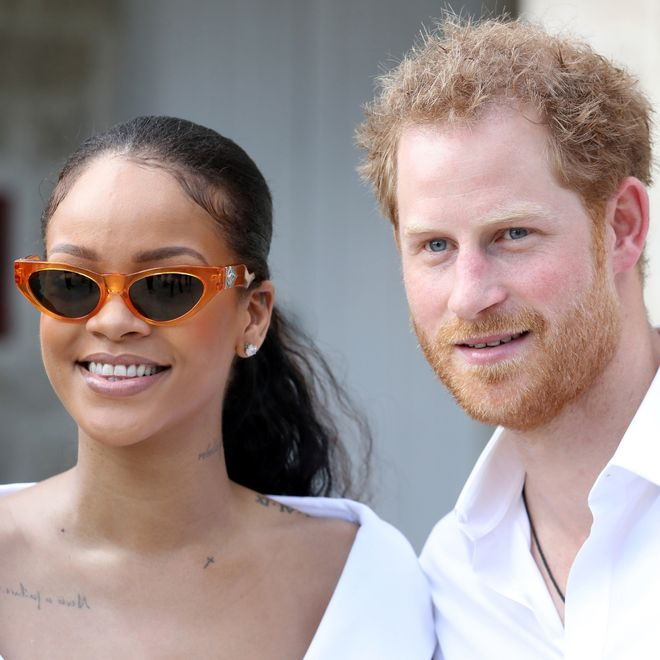 Rihanna e il Principe Harry