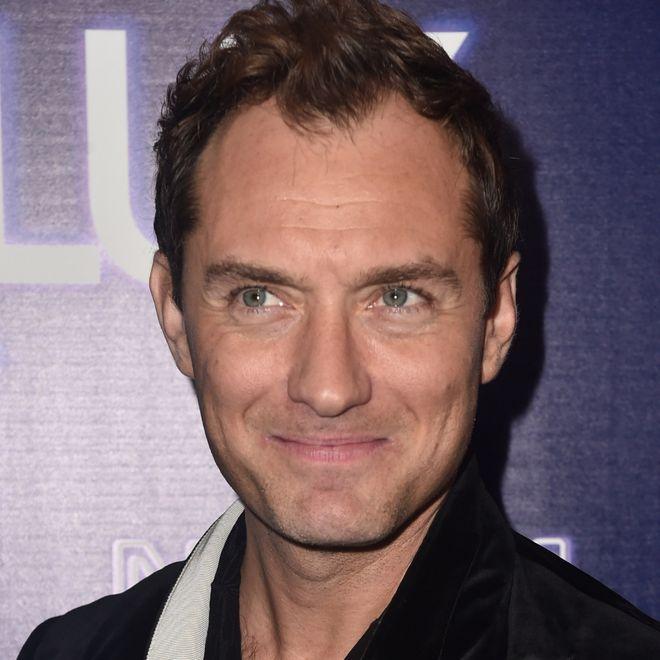 Jude Law nel 2018