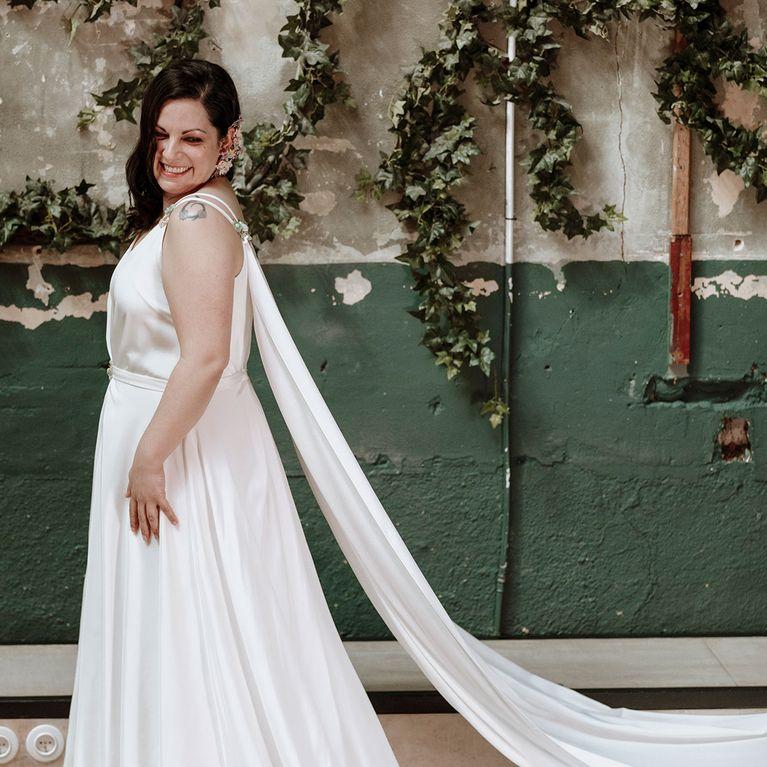 presentación mejor selección compra original Vestidos de novia para novias curvy : Foto - enfemenino