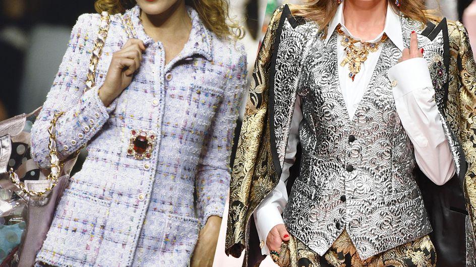 Mannequin iconique, retour sur les plus beaux défilés de Carla Bruni