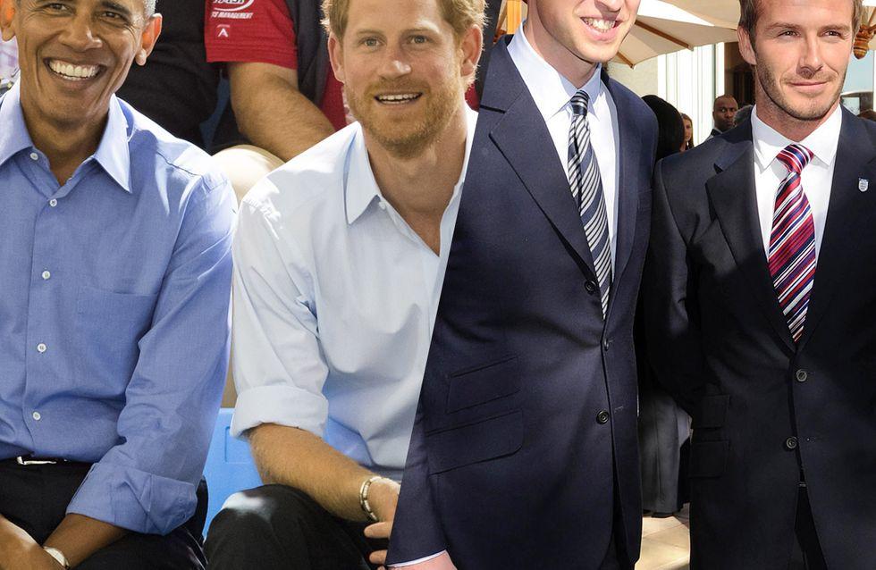 Ces célébrités sont amies avec des membres de la famille royale britannique