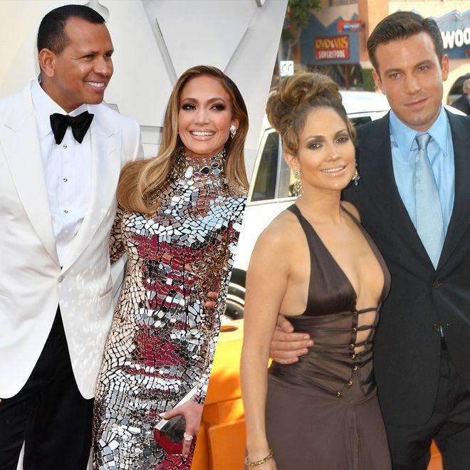 Les hommes de la vie de Jennifer Lopez
