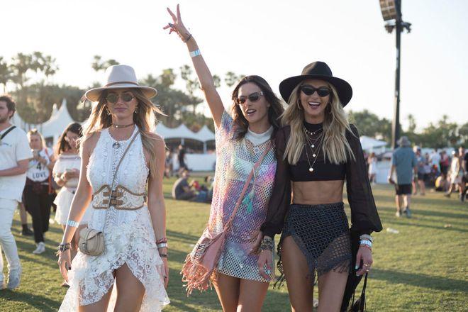 Das sind die schönsten Coachella-Looks aller Zeiten