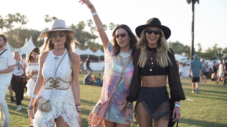 Das sind die schönsten Looks vom Coachella-Festival