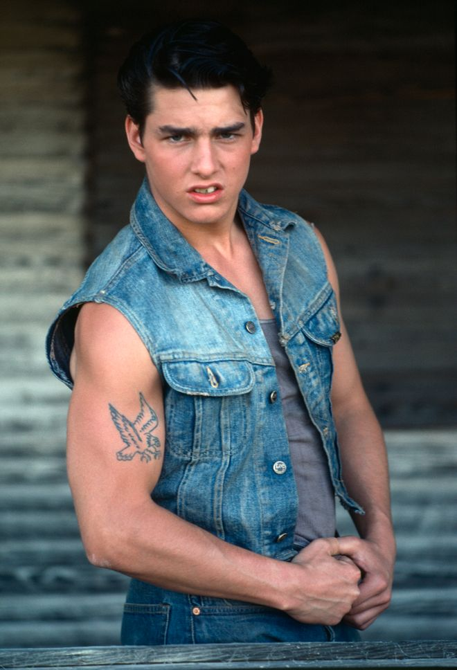 Tom Cruise, 1982