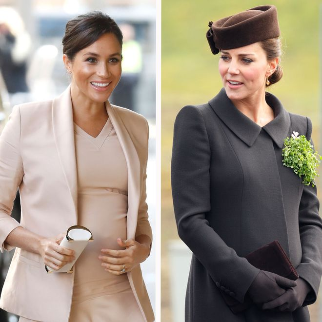 Meghan vs. Kate
