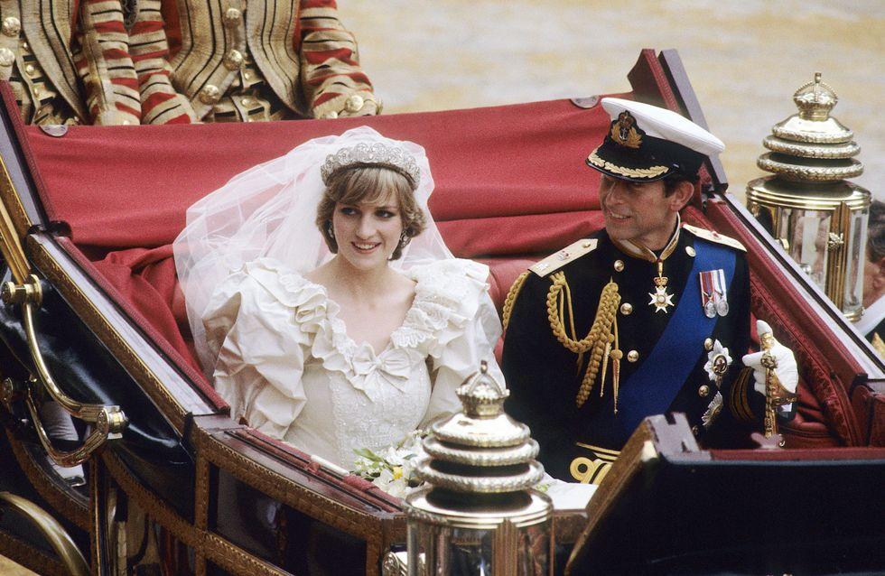 Todos los vestidos de novia de la familia real desde Isabel II a Meghan Markle