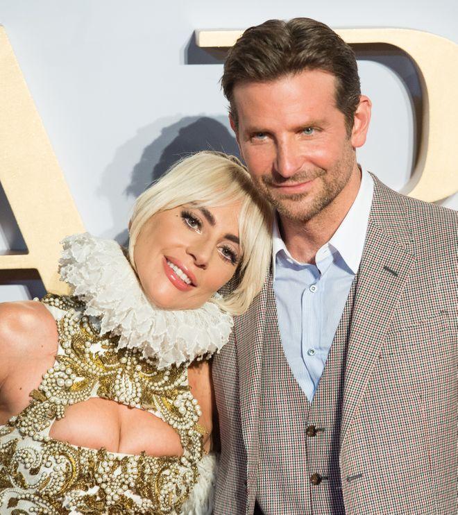 Bei diesen Stars stimmt die Chemie verdächtig gut: Lady Gaga & Bradley Cooper