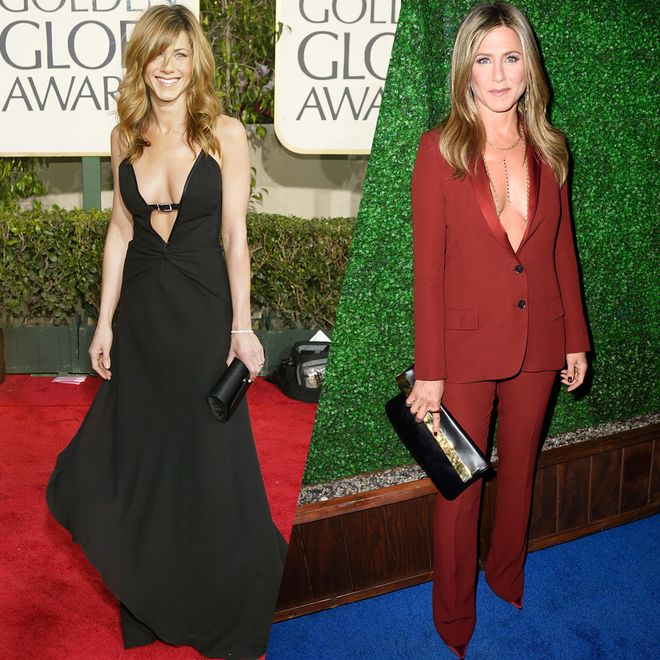 Die Fashion-Evolution von Jennifer Aniston