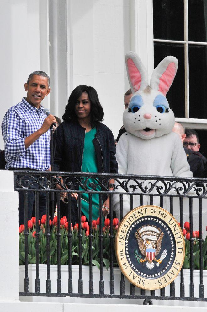 Happy Easter! So verbringen die Promis die Feiertage