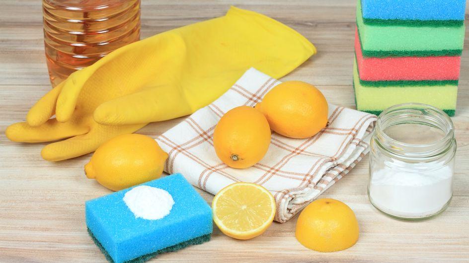 Les astuces pour nettoyer la maison naturellement et sans produits ménagers
