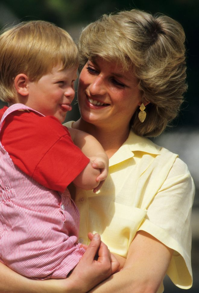 Diana, ''una de las madres más traviesas''
