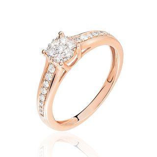Étonnant Bague diamant : 50 bagues en diamant pour dire 'oui' : Album photo JS-11