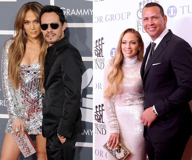 Jennifer Lopez: Das sind ihre Ex-Partner