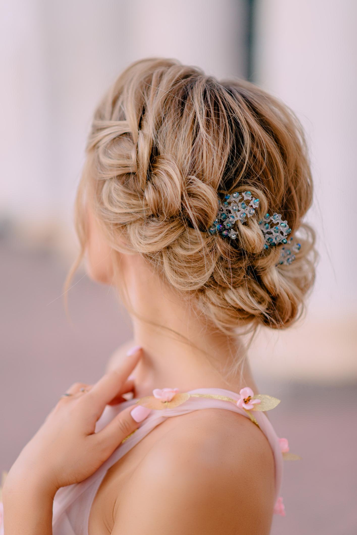 Favoloso Acconciature da sposa: capelli lunghi o corti, ecco le più belle! VP84