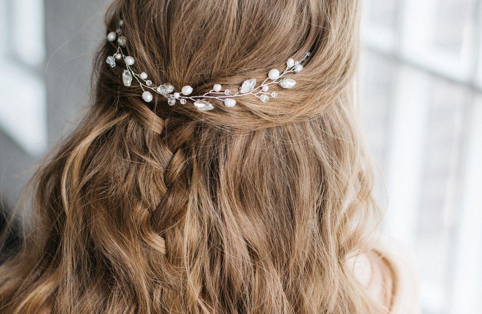 Le acconciature da sposa perfette in base alla lunghezza o al tipo di capello