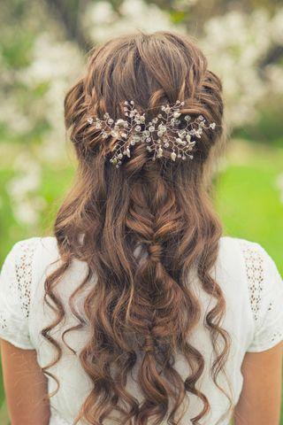 Conosciuto Acconciature da sposa: capelli lunghi o corti, ecco le più belle! ZN72
