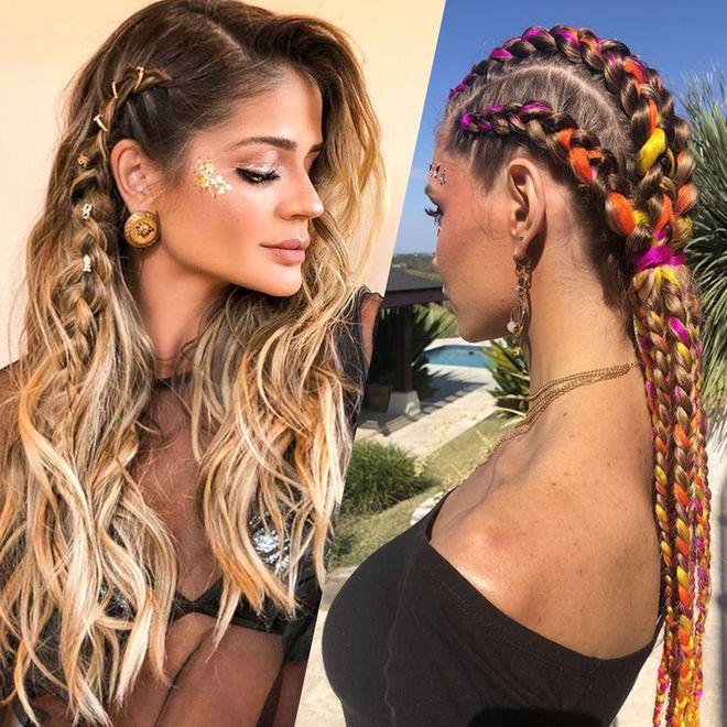 Les coiffures de festival à tester dans la vie de tous les jours
