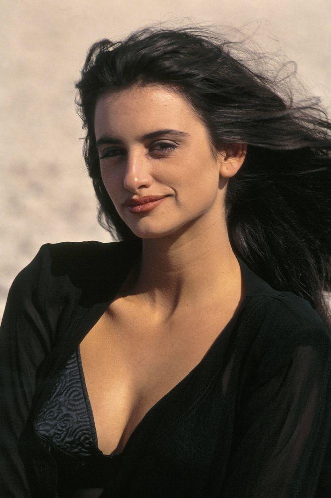 Penélope Cruz en 1993