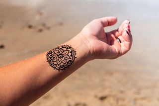 Resultado de imagen de Mandalas tatuajes