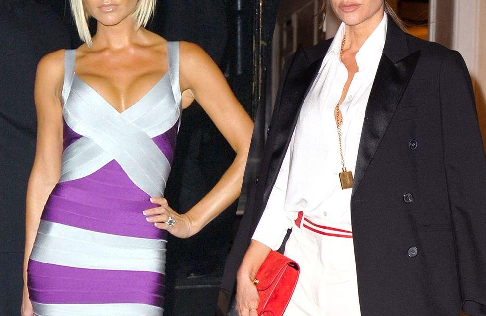Victoria Beckham : retour sur son impressionnante évolution mode