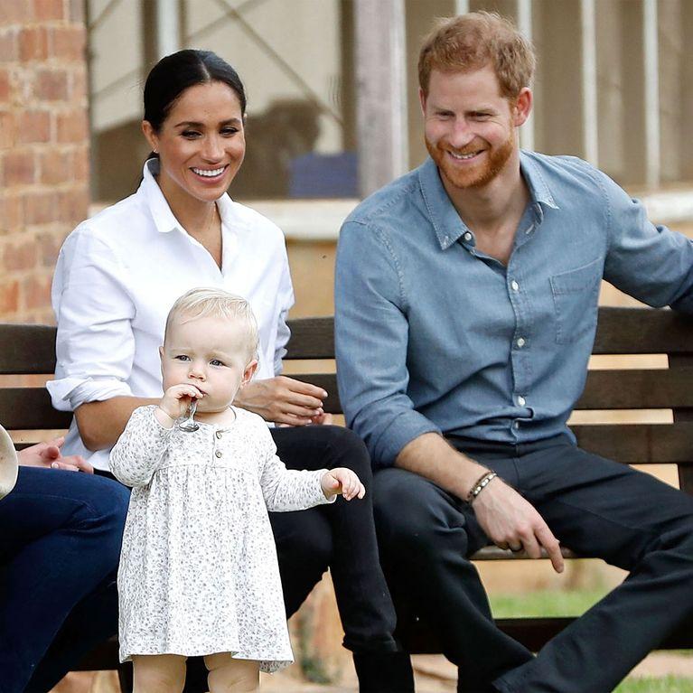 Royales Baby Das Wissen Wir Schon über Meghans Harrys Nachwuchs