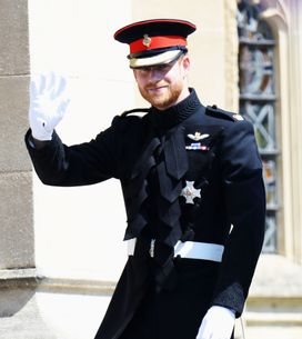 ¡Ellos también importan! Los mejores trajes de novio de la realeza europea